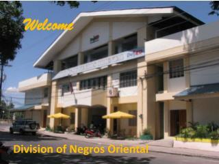 Division of Negros Oriental