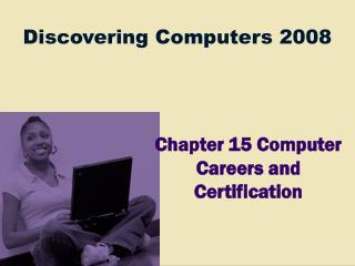 Chapter 15 Computer
