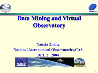 Data Mining and Virtual Observatory