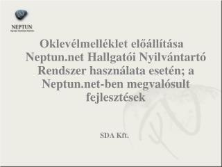 SDA Kft.