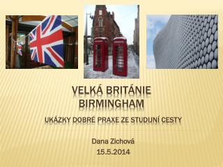 Velká Británie  Birmingham