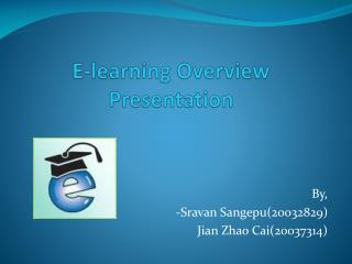 E-learning Overview Presentation