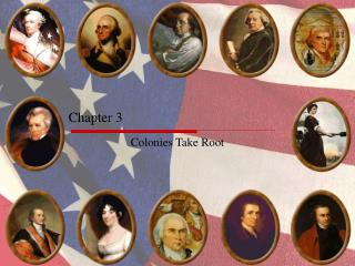Colonies Take Root