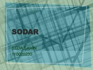 SODAR