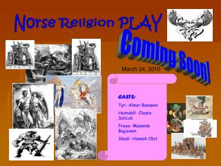 Norse Religion PLAY