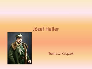 Józef Haller