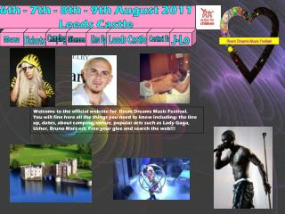 Welcome to the official website for  Reem Dreams Music Festival.