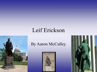 Leif Erickson