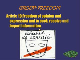 GROUP: FREEDOM