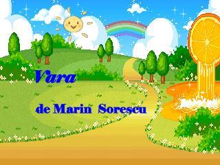 Vara   de Marin  Sorescu