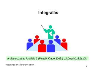 Integrálás