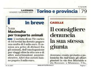 Animali e diritto italiano: una storia di Anna Mannucci in  olir.it  * (2001)