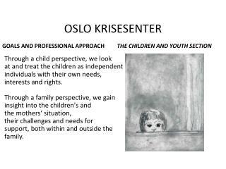 OSLO KRISESENTER