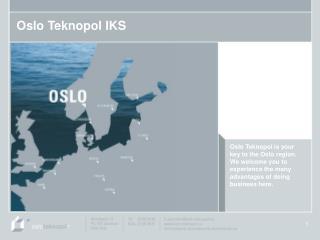 Oslo Teknopol IKS