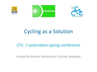 Cycling as a Solution