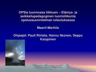 PARI UUTISTA VIRITTÄMÄÄN AIHETTA