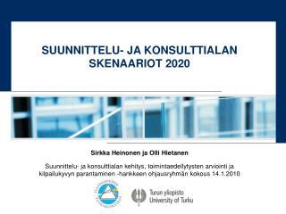 Sirkka Heinonen ja Olli Hietanen