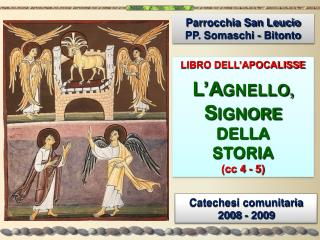 Parrocchia San Leucio PP. Somaschi - Bitonto