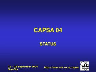 CAPSA 04