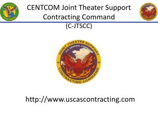 CENTCOM Joint Theater Support Contracting Command  (C-JTSCC)