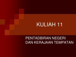 KULIAH 11