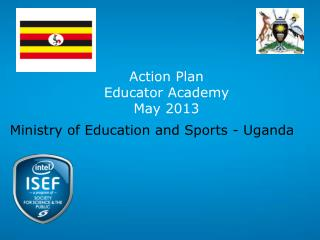 Action Plan  Educator Academy May 2013
