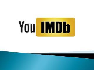 IMDb  +  YouTube mashup
