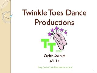 Twinkle Toes Dance Productions