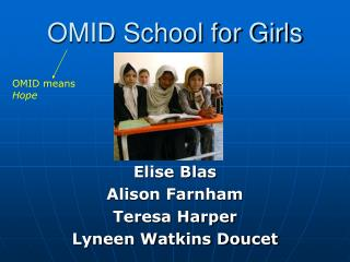 OMID School for Girls