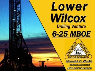Drilling Venture