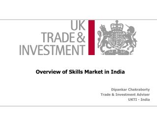 Overview of Skills Market in India