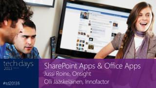 SharePoint Apps & Office Apps