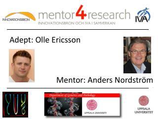 Adept: Olle Ericsson