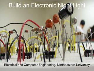 Build an Electronic Night Light
