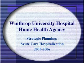 Winthrop University Hospital Home Health Agency