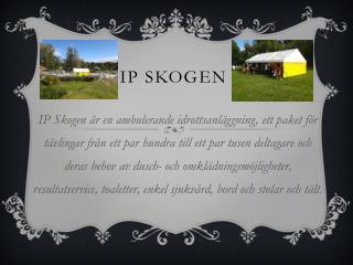 IP Skogen