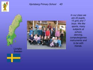 Hjortsberg Primary School     4D