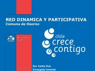 RED DINAMICA Y PARTICIPATIVA Comuna de Osorno