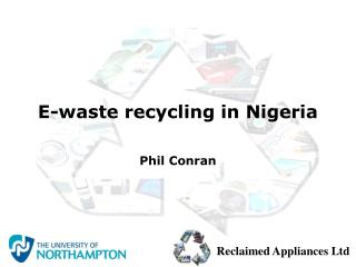 E-waste recycling in Nigeria