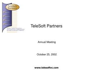 TeleSoft Partners