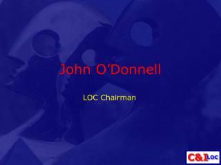 John O�Donnell
