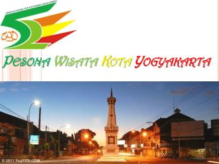 Pesona  Wisata  Kota  Yogyakarta