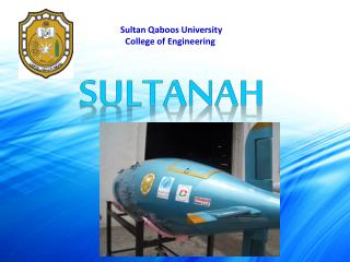 Sultan Qaboos University  College of Engineering