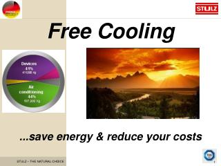 Free Cooling ...save energy & reduce your costs