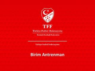 Türkiye Futbol Federasyonu