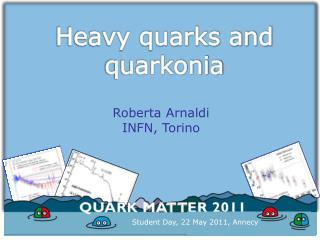 Heavy quarks and  quarkonia