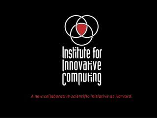 A new collaborative scientific initiative at Harvard.