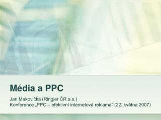 Média a PPC