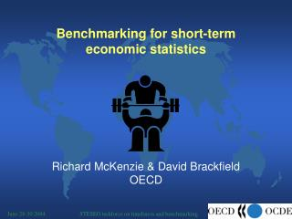 Benchmarking for short-term economic statistics