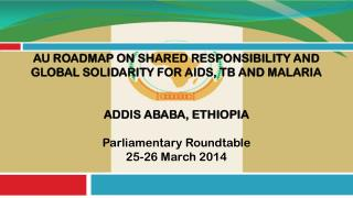 The structure of AIDS WATCH Africa (AWA)